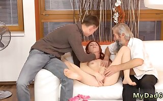 Mom and sunshine sex Unexpected experience with an older