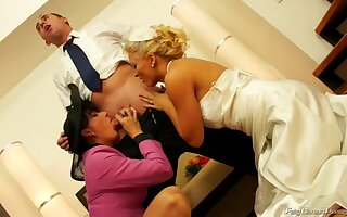 One of a pair Sex - Wedding Assemblage - 022