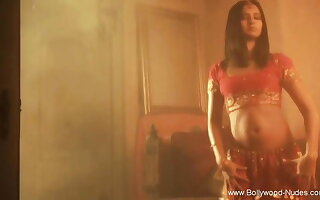 The Tao Of Belly Dancing Enjoys The Moment For Herself