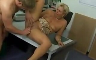 German open bear marc spermand fuck granny