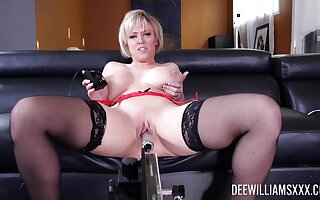 Supreme solo by a hot mature more thick ass and huge tits