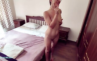 Guy Rough Fucks Friend's Mom all in all Poses and Cums Inside