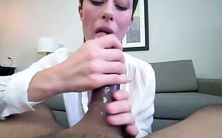 Hot increased by pervy religious stepmother POV