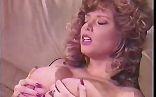 Vintage - Chubby breast retro erotic