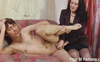 Smarting My Tight Bum And Knead My Prostate
