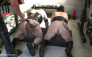 Whipped Forth A Male Slave - TacAmateurs