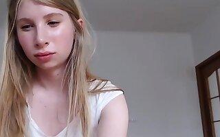 Perfect Hot Polish TBabe Visceratio on Webcam Part 6