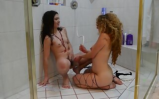 Who doesn't love a bodkin minge especially a lewd one with her hirsute join up - hairy pussy lesbians