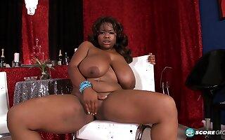 Rene Dote on Ebony Goddess