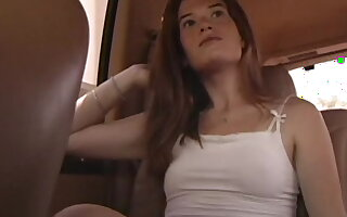 Small titty amateur hooker mckenzie blasted in excess of her orientation