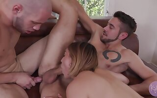 My Greatest Bisexual Mmf Troika With Wolf Hudson Together with Dante Colle