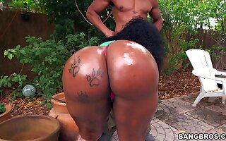 Thick funereal rides eradicate affect BBC in charming modes