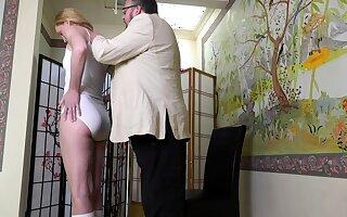 Hot romanian blonde arse spanking webcam take effect