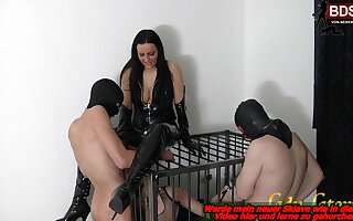 german amateur bdsm fetisch milf and slave