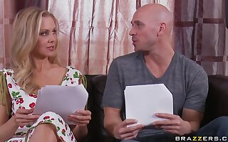 Julia Ann, Johnny Sins - My Mommy Does Porno Part I