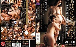 Murakami Ryouko, Nakamura Rikako, Kuroki Naho, Syouda Chisato in Ryoko Murakami Chisato Shoda - love each other - fist lesbian fist confirmed by the pleasure of beautiful mature woman