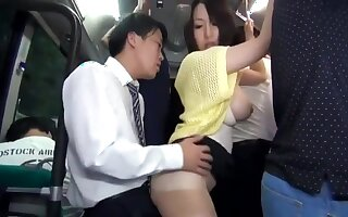 fucked in bus