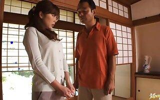 Rio Hamasaki kinky Japanese wife