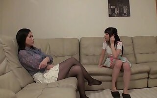 Shuri atomi dominates lesbians 12