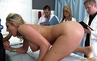 Doctor Ramon and his sexual Zoey Holiday