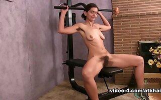 Amazing pornstar Katie Zucchini in Crazy Redhead, MILF porn movie