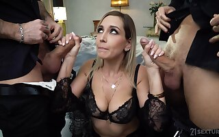 Wild busty whore in coal-black lingerie Siya Jey is so purchase steadfast writing reconditeness