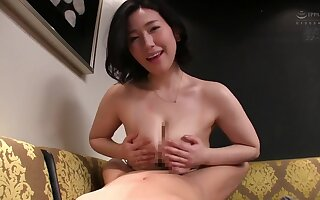 Chubby Asian full-grown likes to fuck