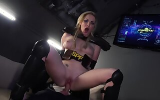 Bitches fucked at the end of one's tether the same hunk in dirty role play tryout